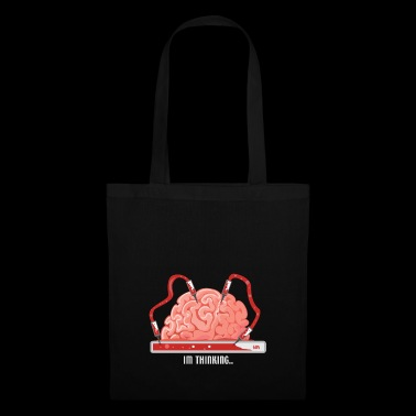 I think - gift - Tote Bag