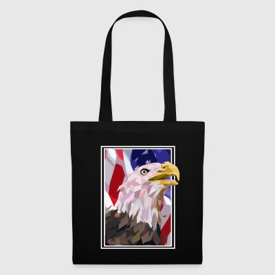 Eagle USA America seal - Tote Bag