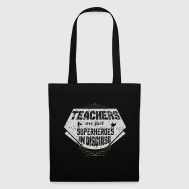 Enseignants super-héros - Tote Bag