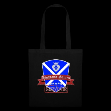 Highland Games Scotland Jeux Knight Fest - Tote Bag