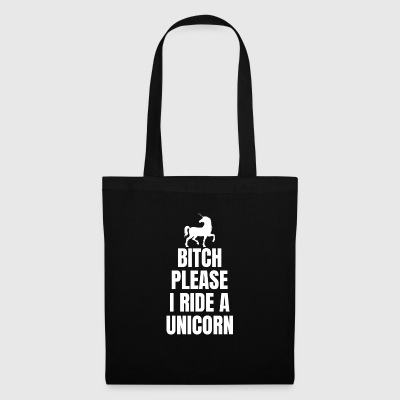 Funny unicorn design - Tote Bag