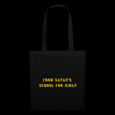 De la Idea del Regalo de Satanás Schoorl For Girls - Bolsa de tela