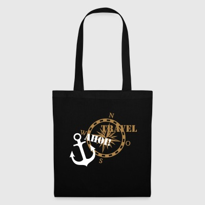 Travel - maritime motif - Tote Bag