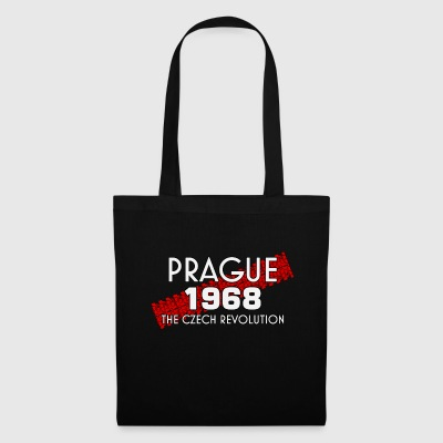 Prague 1968 printemps tchèque révolution t-shirt - Tote Bag