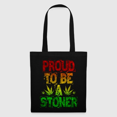 Proud To Be A Stoner - Tote Bag