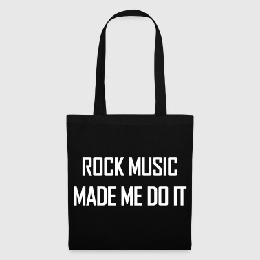 Rock Music. Gifts for Rock Singers & Fans.Musician - Tote Bag