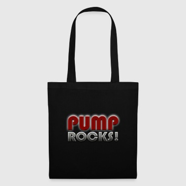 PUMP ROCKS! - Tote Bag