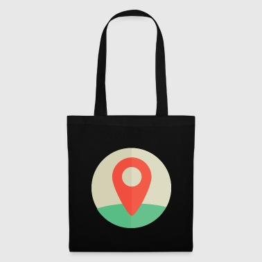 Location - Tote Bag