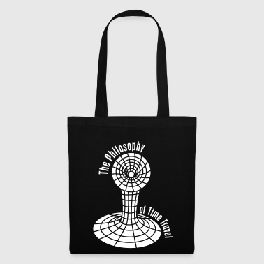 The Philosophy of Time Travel - Tote Bag