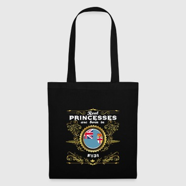 PRINCESS PRINCESS QUEEN BORN FIJI - Tote Bag