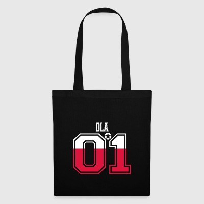 POLAND POLSKA 01 KING QUEEN BIRTHDAY Ola - Tote Bag