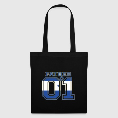 Father dad father 01 Honduras - Tote Bag