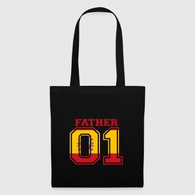 Father father dad 01 queen spain - Tote Bag