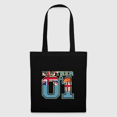 brother brother brother 01 partner Fiji - Tote Bag