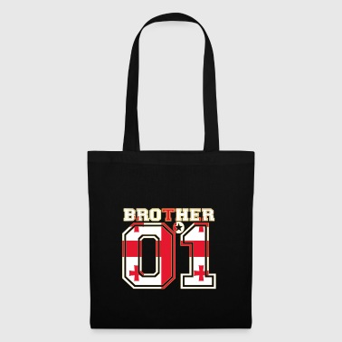 brother brother brother 01 partner Georgia - Tote Bag