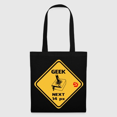 roadsign geek by customstyle - Tote Bag