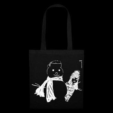 gxp winter kids snowman white - kids snowman - Tote Bag
