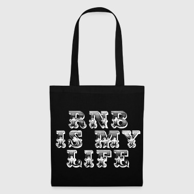 rnb is my life - Tote Bag