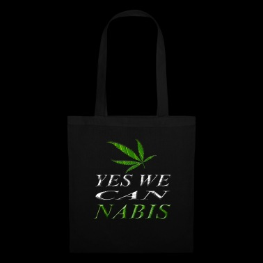 Yes we Cannabis - Stoffbeutel
