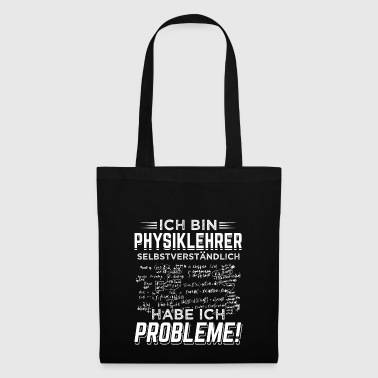 physics teacher - Tote Bag