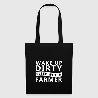 Sleep with a farmer - Tote Bag