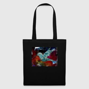 Birdie is flying! - Tote Bag