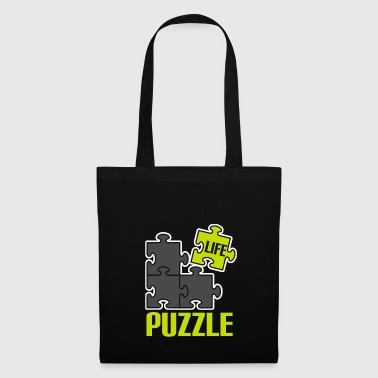 Play puzzle game puzzle mind mind new n - Tote Bag