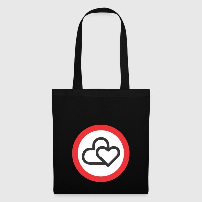 amour Attention - Tote Bag