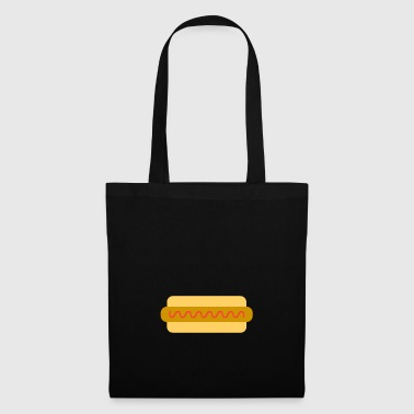 hot-dog - Tote Bag