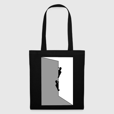 behind the wall - Tote Bag