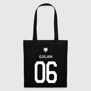 Albanian T-Shirt Gjilan 06 eagle - Tote Bag