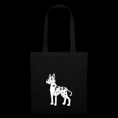 dogue allemand - Tote Bag
