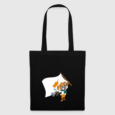 Chien fan de Chypre - Tote Bag