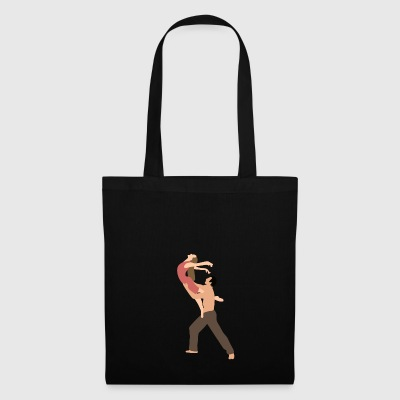 Flying Dancer - Tas van stof