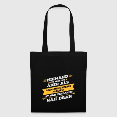 Social Assistant Assistant Profession gift - Tote Bag