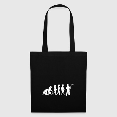 Painter evolution painter profession gift job - Tote Bag