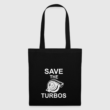 Save the Turbos - Tote Bag
