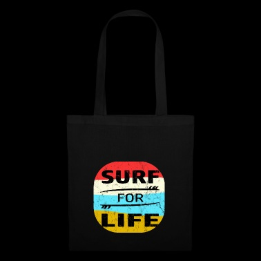 Surf for Life - Tote Bag
