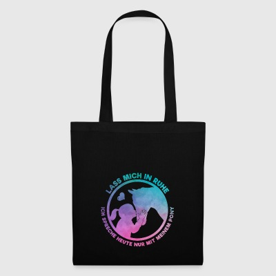 Horse Lover Horsewoman Loves Her Pony Gift - Tote Bag
