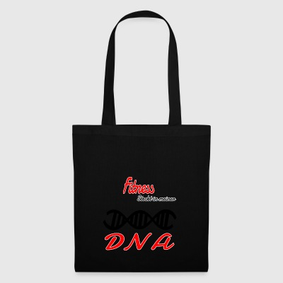 Is in my DNA hobby fitness - Tote Bag