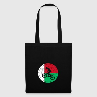 Bike bmx love biking Madagascar - Tote Bag