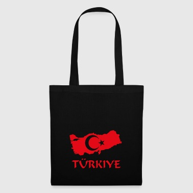 Türkiye turkey turkish home country - Tote Bag