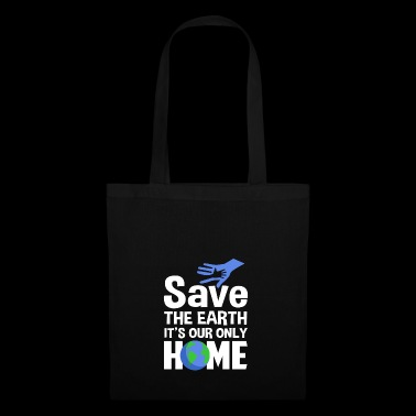 Save The Earth our Home - Stoffbeutel