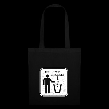 Moi et mon support Basketball Madness - Tote Bag