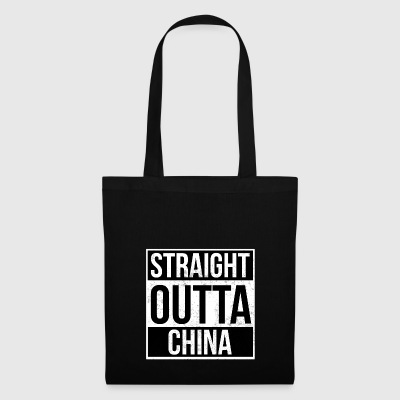 Straight Outta Chine - Tote Bag