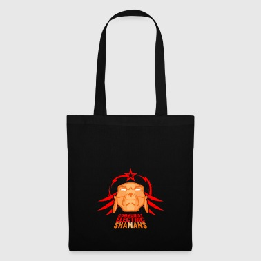 communist electric shamans - Tote Bag
