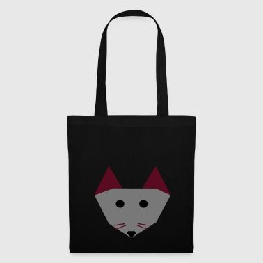 cool shirt with badger face as a present? - Tote Bag