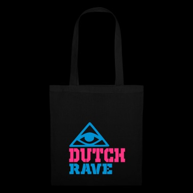 rave hollandais - Tote Bag