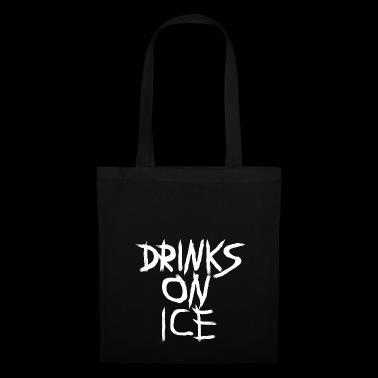 DRINKS_ON_ICE - Stoffbeutel
