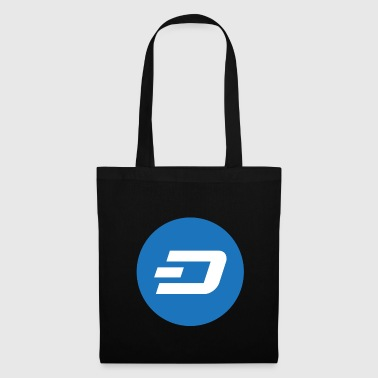 Dash Coin Logo - Tote Bag